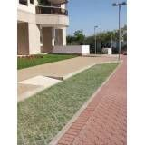 Valor de obras de tijolo intertravado na Cidade Jardim