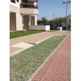Valor de obras de tijolo intertravado na Vila Buarque