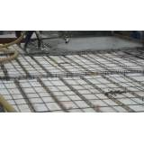 Valor de serviços de concretos usinados na Consolação
