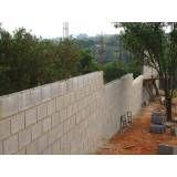 Valores de bloco de concreto  em Franca