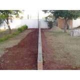 Valores de blocos de concreto  em Marília