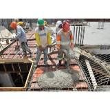 Valores de bombas de concreto na Casa Verde
