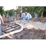 Valores de concretos usinados em Itapevi