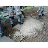 Valores de empresas de concretos usinados em Amparo