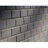 Valores de fábrica que vende bloco de concreto em Santa Isabel