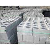 Valores de fábricas de bloco de concreto na Aclimação