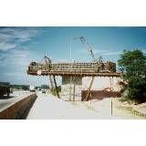 Valores de fábricas de concretos usinados na Santa Efigênia