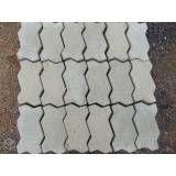 Valores de obra de tijolos intertravados em Brasilândia