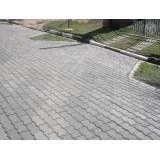 Valores de obras de tijolo intertravado na Cidade Ademar