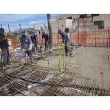 Valores de serviço de concretos usinados na Sé