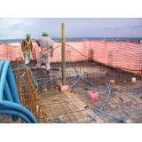 Valores de serviços de concreto usinado em Santo André