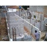 Valores para fabricar blocos de concreto em Santo André