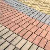 Vantagem do colocar tijolos intertravados no Parque São Rafael
