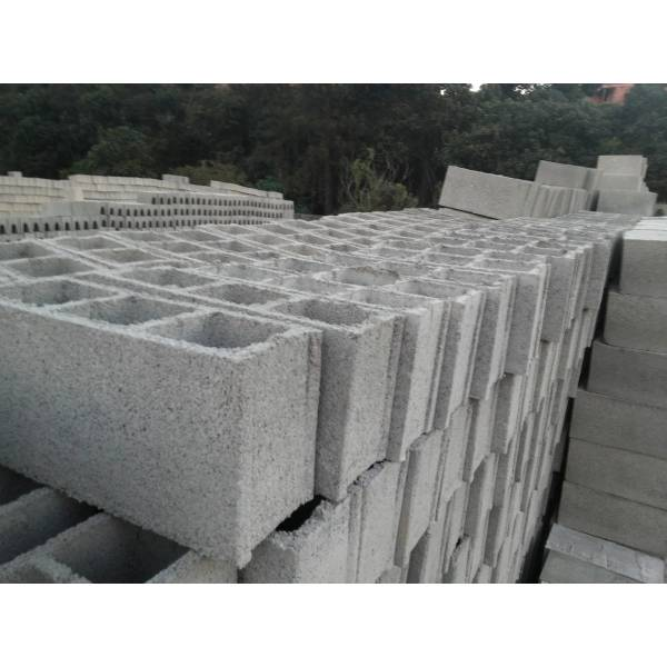 Valor de Blocos de Concreto  na Lauzane Paulista - Blocos de Vedação