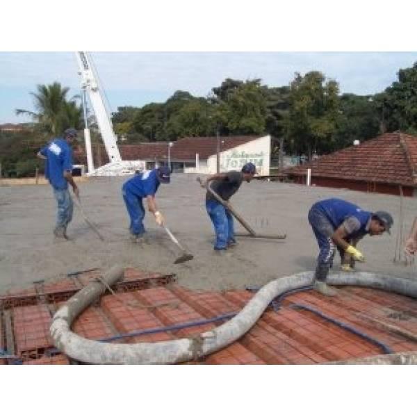 Valor de Fábricas de Concretos Usinados em Hortolândia - Concreto Usinado Convencional