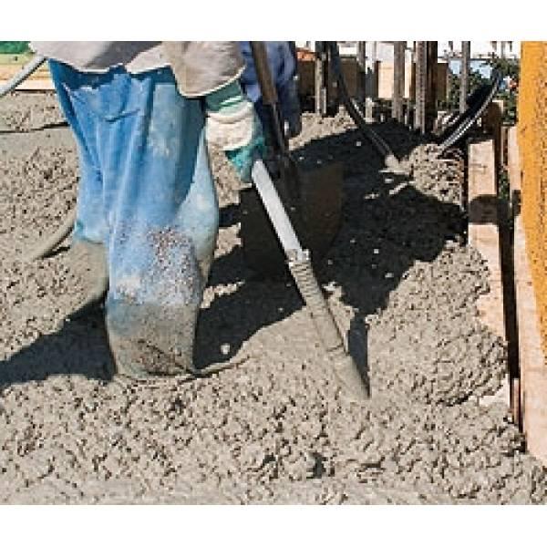 Valor de Serviços de Concretos Usinados no Ibirapuera - Valor do Concreto Usinado