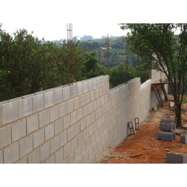Valores de Bloco de Concreto  no Parque São Rafael - Bloco de Concreto Preço
