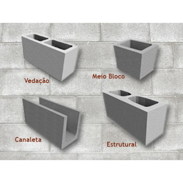 Valores de Bloco Feito de Concreto no Campo Limpo - Bloco de Concreto em Embú Das Artes