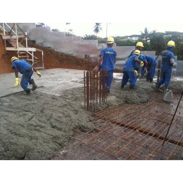 Valores de Concreto Usinado em Araçatuba - Valor do Concreto Usinado