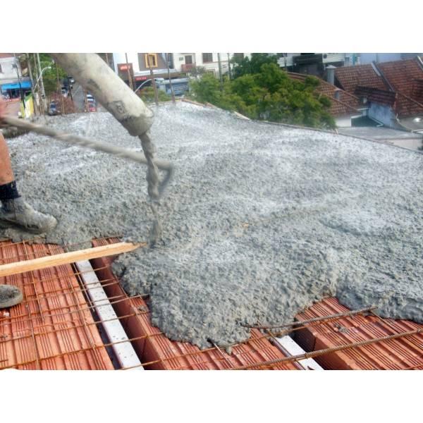 Valores de Empresa de Concreto Usinado na Vila Maria - Concreto Usinado Interior SP