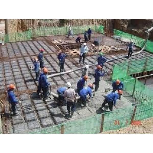Valores de Serviço de Concreto Usinado na Cidade Tiradentes - Valor do Concreto Usinado