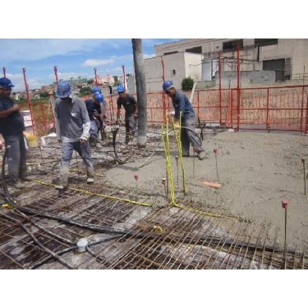 Valores de Serviço de Concretos Usinados em Santo André - Concreto Usinado Preço SP