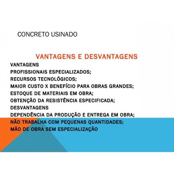 Vantagens e Desvantagens da Utilização do Concreto em Bragança Paulista - Concreto Usinado Auto-Adensável
